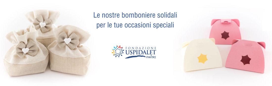 fondazione uspidalet bomboniere solidali